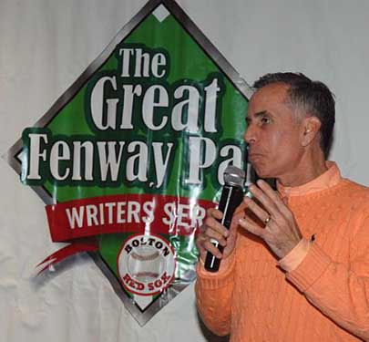 "Tim Kurkjian at Fenway talks about his wonderful book ""Is This a Great Game or What?"""